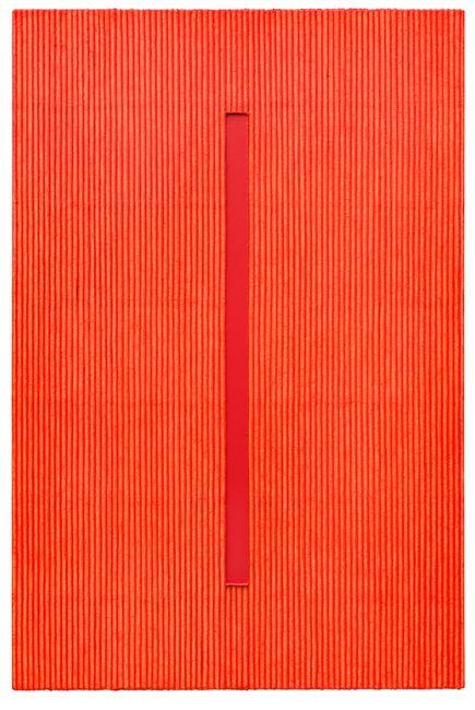 Ecriture (描法) No. 080821 by Park Seo-Bo contemporary artwork