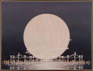 Light Structures-3 by Minoru Nomata contemporary artwork