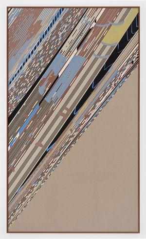 Step No. 1, Left Leg by Elisabeth Frieberg contemporary artwork