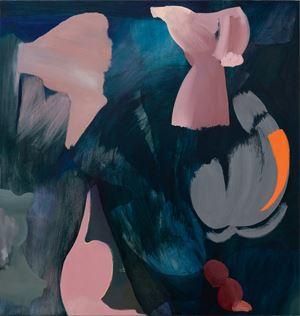 Notice Twice by Tonee Messiah contemporary artwork