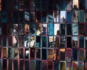 Mirror - Untitled, September 2015 by Hannah Starkey contemporary artwork