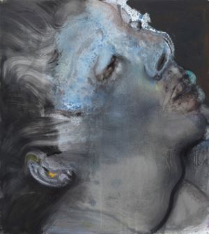 IO by Marlene Dumas contemporary artwork