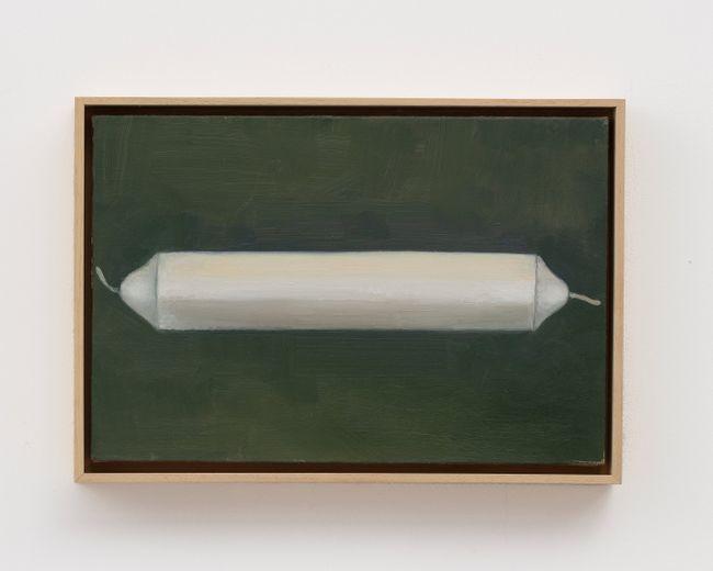 Green by Xiao Hanqiu contemporary artwork