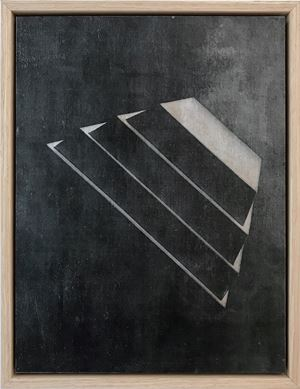 Alfa by Tobias Bernstrup contemporary artwork mixed media