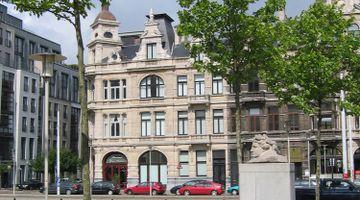 Zeno X Gallery contemporary art gallery in Zeno X Gallery Antwerp South, Belgium