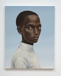 Elysium (Tasha Malek) by Peter Stichbury contemporary artwork painting, works on paper