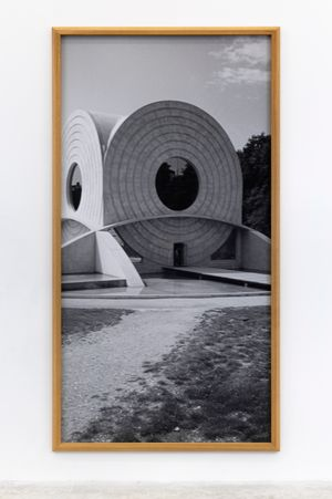 Ledoux VI by Günther Förg contemporary artwork