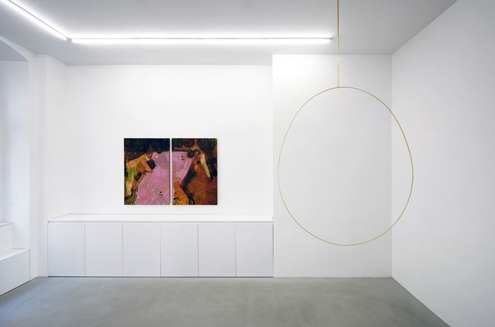 Exhibition view: Group Exhibition, The Italian Open, Rolando Anselmi, Berlin (22 June–27 July 2019). Courtesy Rolando Anselmi.