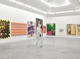 The Shell (Landscapes, Portraits & Shapes), a show by Éric Troncy