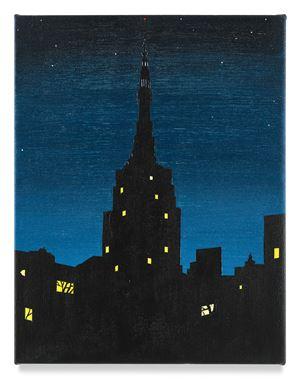ESB Night by Brian Alfred contemporary artwork