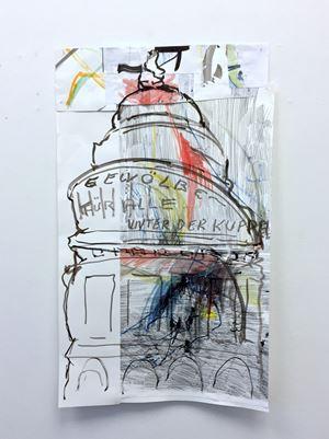 Gewölbe für alle. Unter der Kuppel. by Chris Reinecke contemporary artwork
