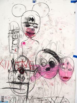 A&E, EXXA, Santa Anita session by Paul McCarthy contemporary artwork