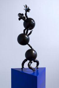 soft river yr girl by Del Kathryn Barton contemporary artwork sculpture