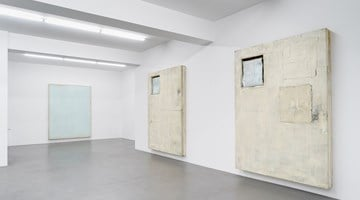 Contemporary art exhibition, Lawrence Carroll, Under the Blue at Buchmann Galerie, Berlin