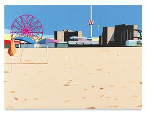 Coney Island by Brian Alfred contemporary artwork