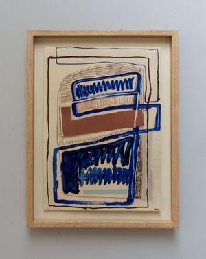 Rue Meslay - No. 16 by Laurence Leenaert contemporary artwork