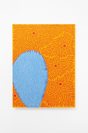 Burst Pinch by Julia Chiang contemporary artwork