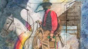 Contemporary art exhibition, Friedrich Kunath, Frutti di Mare at Blum & Poe, Los Angeles