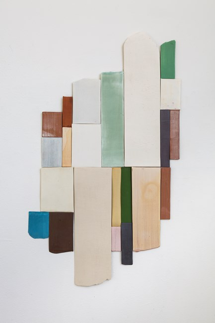 Fretwork by Jane Bustin contemporary artwork