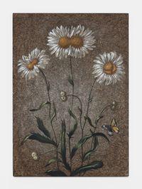 Future Herbarium by Laurent Grasso contemporary artwork painting