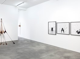 "Senga Nengudi<br><span class=""oc-gallery"">Sprüth Magers</span>"