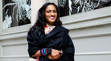 Chitra Ganesh on Utopia, Futurity, and Dissent