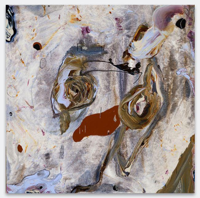 Head by Manuel Mathieu contemporary artwork
