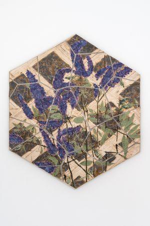 Butterfly bush Buddleja davidii I by Tue Greenfort contemporary artwork