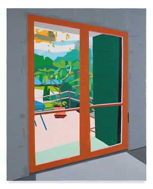 Plant Outside by Guy Yanai contemporary artwork