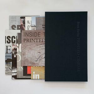 Printed Cinema by Rosa Barba contemporary artwork print