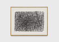 Desenho muito escuro com rabo muito comprido by Milton Machado contemporary artwork drawing