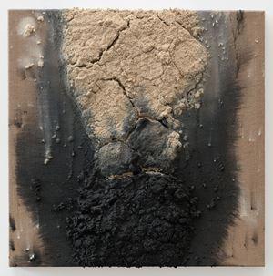 Untitled (2717) by Bosco Sodi contemporary artwork