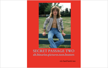 Richard Hawkins: SECRET PASSAGE #TWO