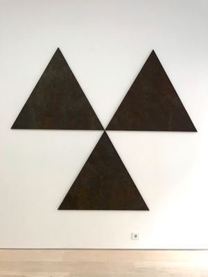 Trinity by Tobias Bernstrup contemporary artwork