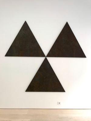 Trinity by Tobias Bernstrup contemporary artwork painting