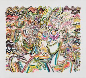 The Couple人成双 by Wu Jian'an contemporary artwork