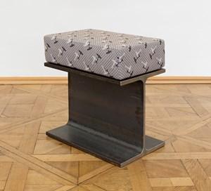 I - Träger by Sonia Leimer contemporary artwork