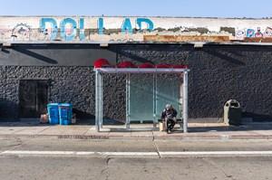 San Francisco, Geary Street I by Daniel Lee Postaer contemporary artwork