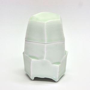 Porcelain box by Sebastian Scheid contemporary artwork