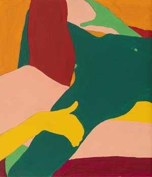 Study for Deep Cut by Helen Beard contemporary artwork