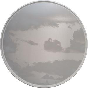 Kumo (Cloud) Tondo 4.19.60.1 by Miya Ando contemporary artwork