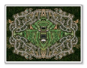 Spider Woods by Clay Ketter contemporary artwork