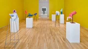 Contemporary art exhibition, Arlene Shechet, Together: Pacific Time at Pace Gallery, Palo Alto