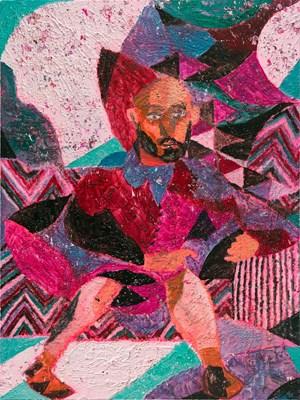 Sebastiano II by Tom Anholt contemporary artwork