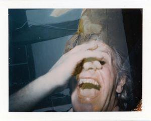 Experimental self portraits by Sidney Nolan contemporary artwork