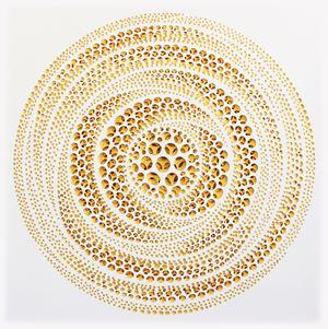 Vestige (glimmer) by Kim Jaeil contemporary artwork