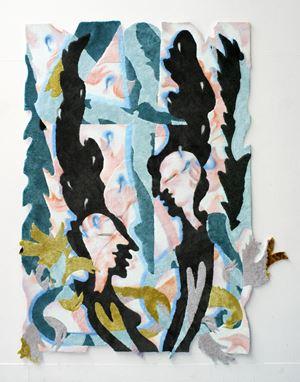 4 by Bea Bonafini contemporary artwork