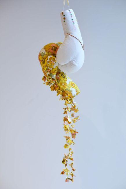 No She Weren't Done by Zoe Buckman contemporary artwork