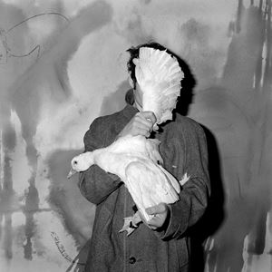Blinded by Roger Ballen contemporary artwork