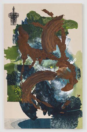 Dominion by Elizabeth Neel contemporary artwork